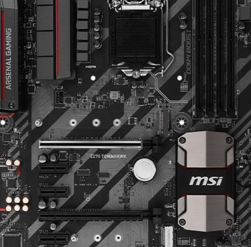 Z270 Motherboards